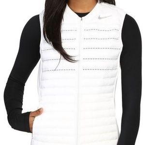 Nike Aeroloft Combo Golf Vest 2016 Ladies White M